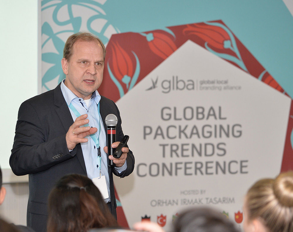 GLBA 2017 semi-annual meeting and global packaging design trends conference took place in Istanbul.