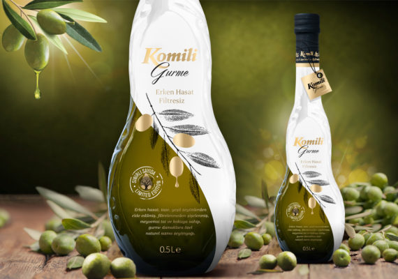 Komili Gurme Olive Oil Limited Edition